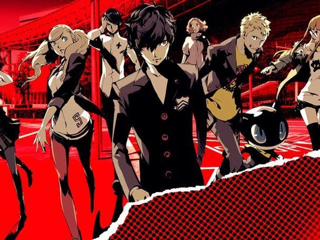 Persona 5's Real World Is Scarier Than The Metaverse