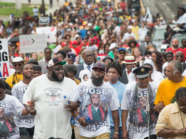Mike Brown's Death Changed the World, but Local Activists Say It Hasn't Changed Ferguson