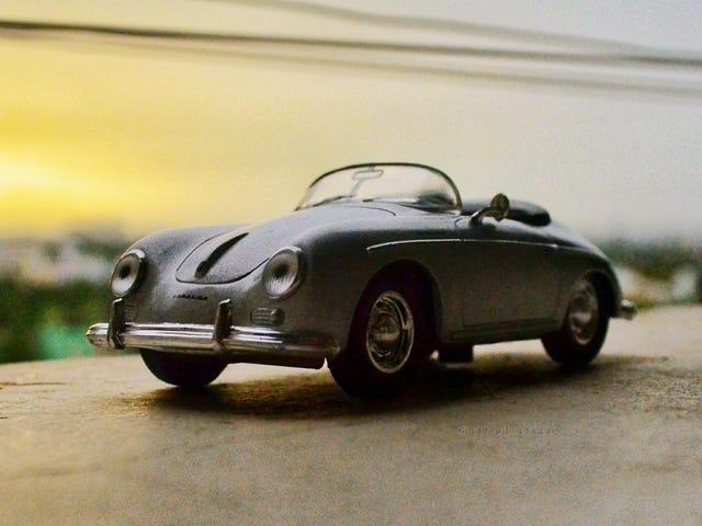 Hour Rule - Happy 70, Porsche!