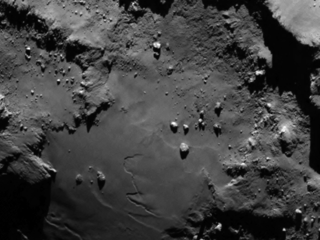 "First Close-Up Photos Of The Solar System's ""Most Crazy Bonkers Comet"""