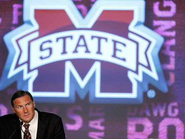 Mississippi Devlet Antrenörü Dan Mullen'in Aile Sorunları Var