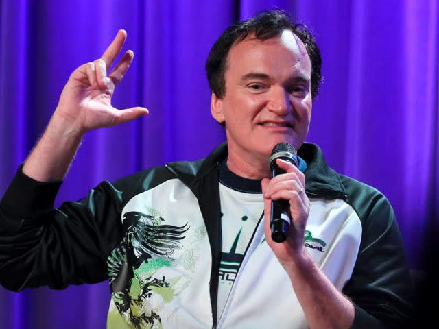 Ne retenez pas votre souffle pour ce film Quentin Tarantino Star Trek