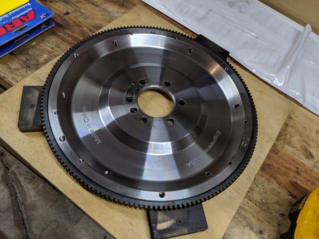 Presentamos el Flywheel Hold-O-Matic 6000