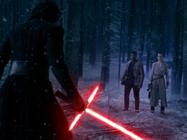 These<i>Star Wars: The Force Awakens</i>Videos Peek at the Post-Production Process