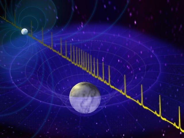 Sao neutron cực lớn có thể trở thành lớn nhất từng được phát hiện