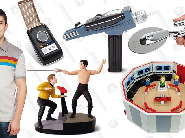 La vendita di Star Trek di ThinkGeek ti sta dando tutto ciò che ha, Cap'n