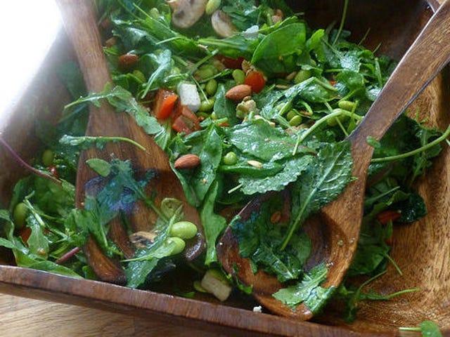 Meistere Make-Ahead-Salate mit der perfekten Kombination von Gemüse