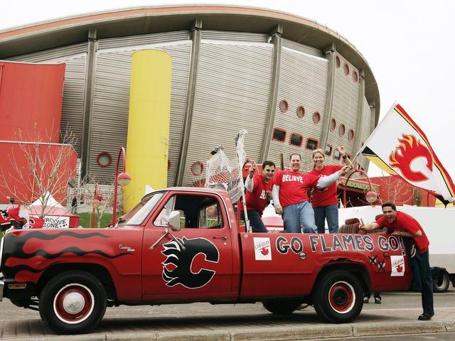 Calgary ha tagliato $ 60 milioni nei servizi sociali un giorno dopo aver sostenuto $ 275 milioni per una nuova arena delle fiamme