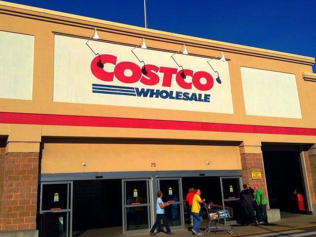 Η Costco εγκαινιάζει το πρόγραμμα παράδοσης παντοπωλείων για να ανταγωνιστεί με το Amazon