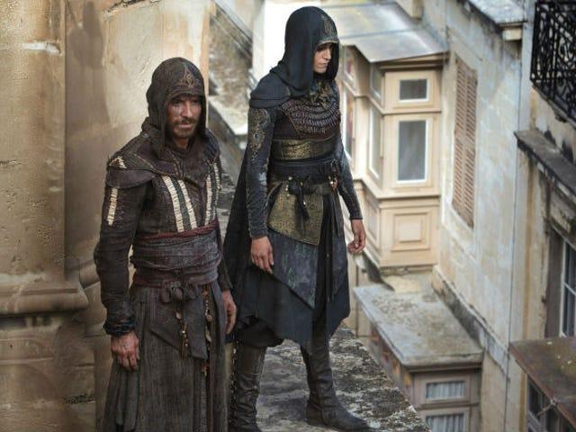 इस Assassin's Creed बिहाइंड-द-सीन वीडियो में कुछ छतों के पार उड़ना