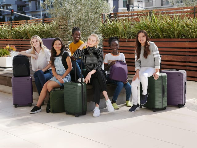 Away x Kode With Klossy Introduces Two New Colors and Two New Bags