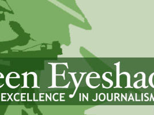 FUSION Sweeps TV Category of Green Eyeshade Awards