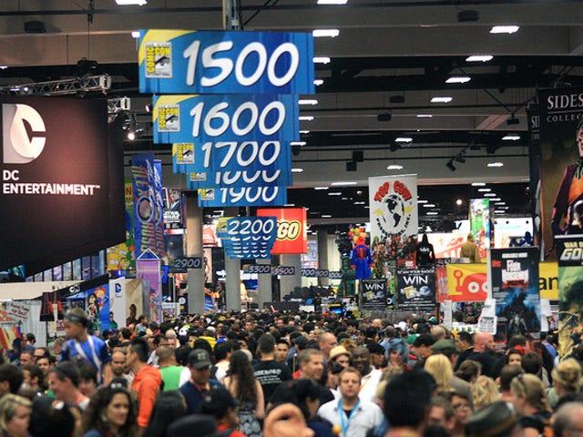 Si planea vender cualquier cosa en una convención de cómic, esto es imprescindible