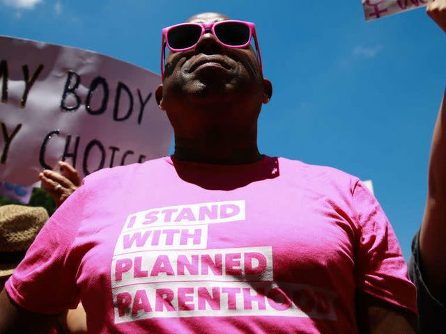 Fight's On: ACLU, Planned Parenthood Sue for at stoppe Alabamas virtuelle abortforbud