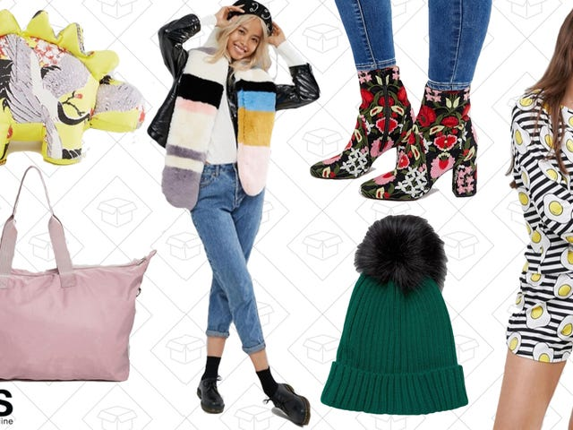 ASOS Is Taking Up to 60% Off Basically Everything Besides Clothing