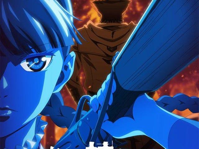 To the abandoned sacred beast gets an anime adaptation