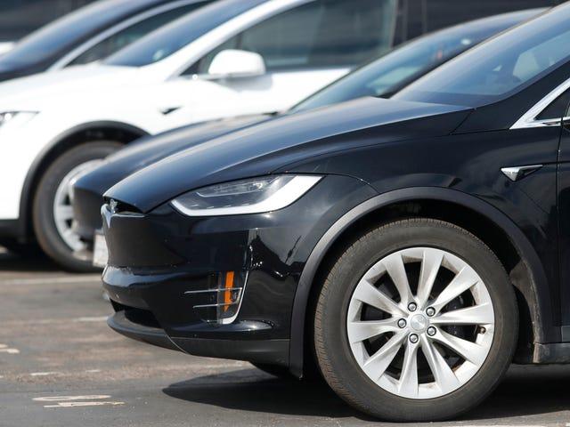 Tesla, hasta ahora, está sobreviviendo