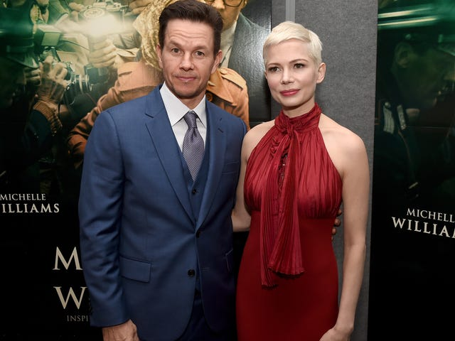 Mark Wahlberg Reportedly Earned $1.5 Million To Reshoot All the Money in the World Scenes, Michelle Williams Only $1000