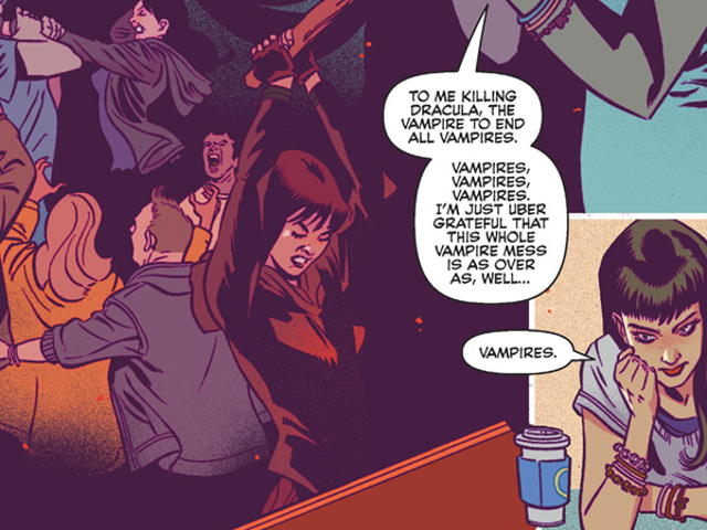 Riverdale's Vampire War Isn't Over in This Jughead: The Hunger vs. Vampironica Preview