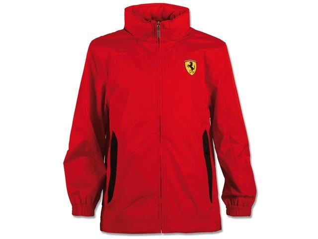 Когда наша любовь к автомобилям становится лучше нас, или: в то время я купил куртку Ferrari