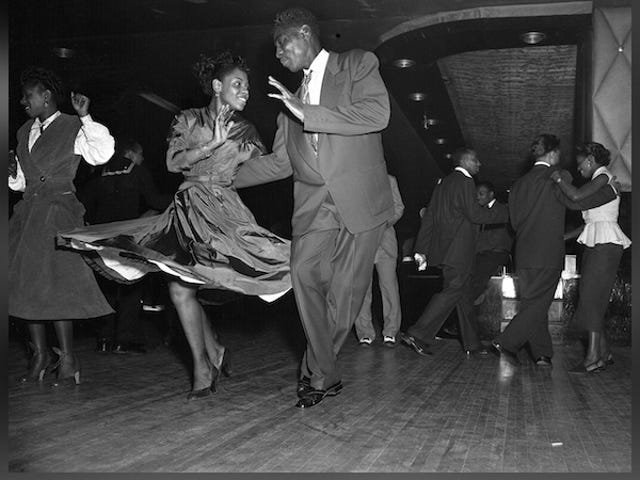 This 1953 Harlem Mambo Competition Looks Like a Blast