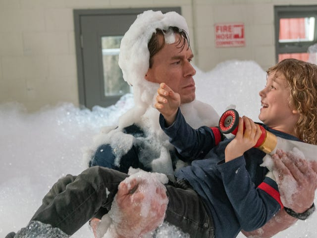 The John Cena comedy Playing With Fire knows as little about kids as its fireman heroes