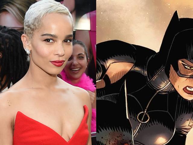 Zoë Kravitz Akan Memainkan Catwoman di Film Batman Matt Reeves '