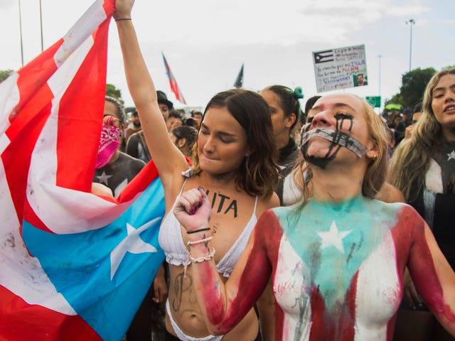 Wanda Vázquez, la donna destinata a diventare la governatrice di Puerto Rico, ha una comprovata esperienza con le femministe