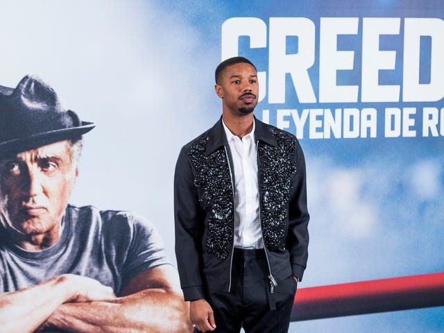 Another Creed movie is in the works, so hopefully some more Rocky characters had kids