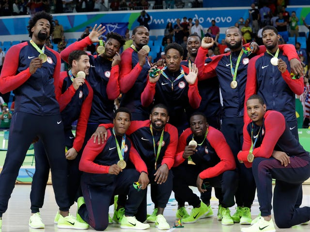 "Jerry Colangelo Says USA Basketball Will Reign Until ""Other Countries Get Their Acts Together"""