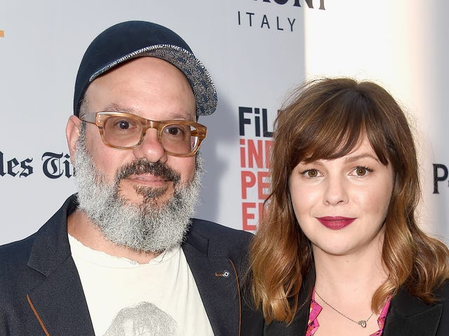 Amber Tamblyn Says She's Had 'Difficult' Conversations About #MeToo With Husband David Cross