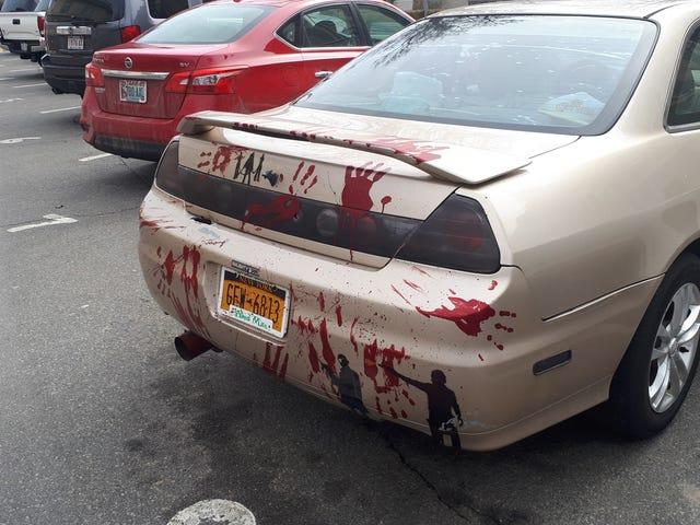 """DOTS: an """"Art"""" car"""