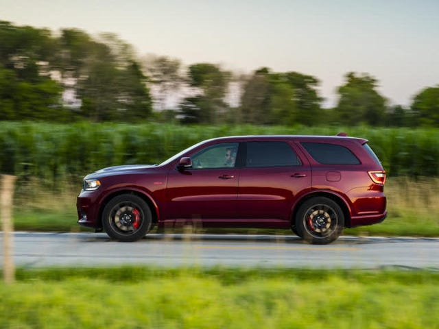 Dodge Rumored To Make Another Baby Step Toward Electrification With Mild Hybrid Durango: Report