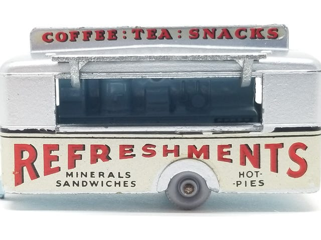 [REVIEW] Lesney Matchbox Mobile Canteen
