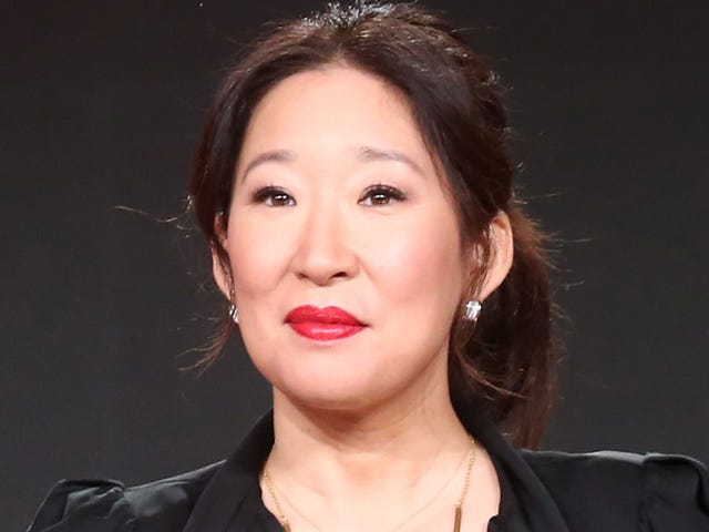 When Sandra Oh Got to Hollywood, an Agent Told Her, 'I've Got Nothing for You'