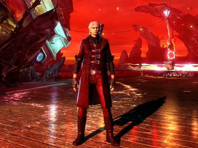 Let's Play The Definitive <i>DMC</i> With Some Classic <i>Devil May Cry</i> Style