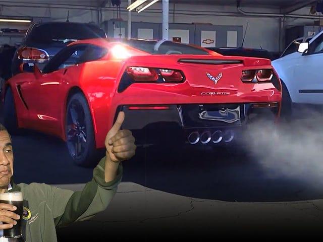 16 lý do để tiết kiệm động cơ V8 - # 5 sẽ thổi bay tâm trí của bạn!