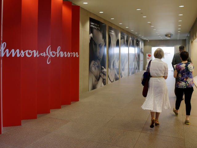 Johnson & Johnson Will Start Showing Drug Prices in Its TV Ads