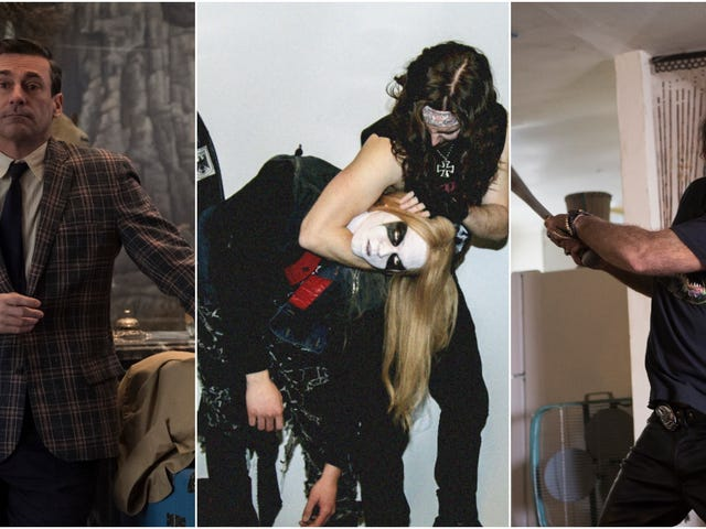 Bad Times, black metal, and Nicolas goddamn Cage complete this year's Fantastic Fest lineup