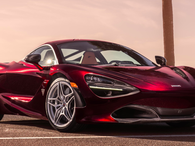 Ice-T was Arrested for Blowing Through a Toll Booth in a McLaren 720S