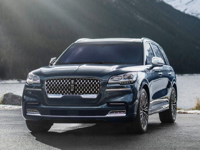 The Lincoln Aviator Has Heated Wiper Blades But Let Me Ask You This: Why Not Just Make The Whole Car Heated?