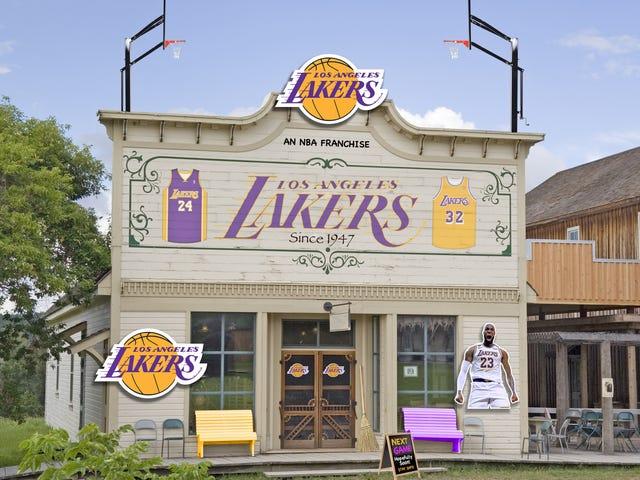 Lakers Bernilai Lebih $ 3 Billion. Mengapa Mereka Mendapat Bailout 'Perniagaan Kecil'? Dan Mengapa Mereka Memohon?
