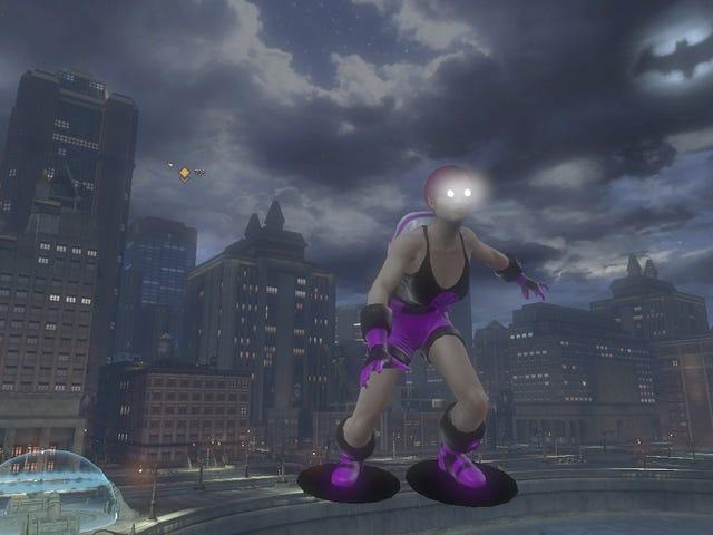 Интернет-вселенная DC 2011 года обретает новую жизнь на коммутаторе Nintendo