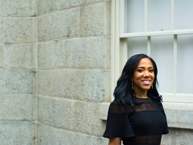 ColorComm's Young, Fabulous and Fly Creator Lauren Wesley Wilson Shares Her Goals for Black Women in Business