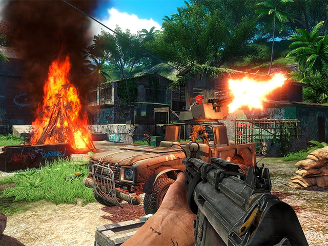Far Cry 3 Classic Edition Is A Good Port With One Annoying Problem [UPDATE]