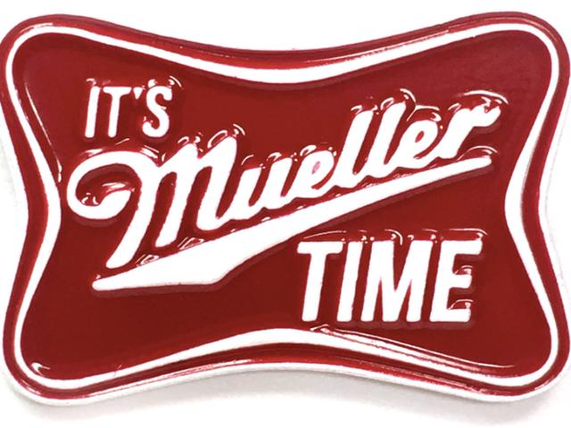 """Le persone che vendono """"It's Mueller Time"""" Merch non sono ancora pronte a rinunciare"""