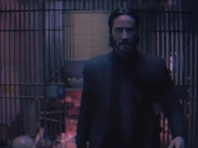 John Wick enters the Matrix in this kick-ass retro trailer