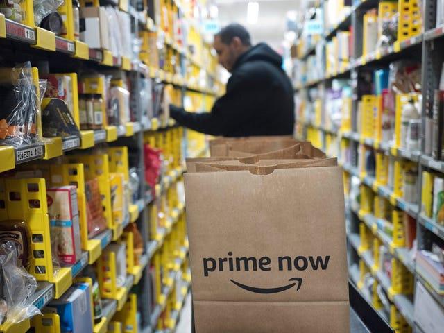 Mentre Amazon Ramps Up Business mobili e elettrodomestici, Home Depot è sudorazione