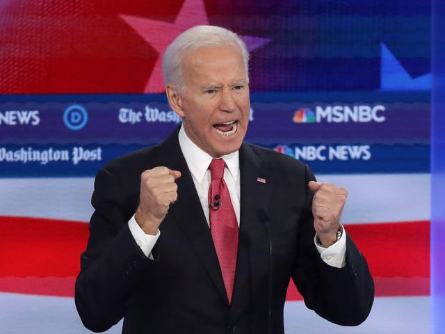 Post-Debate Analysis: Joe Biden Wants You to Know That the Blacks Really, Really Like Him
