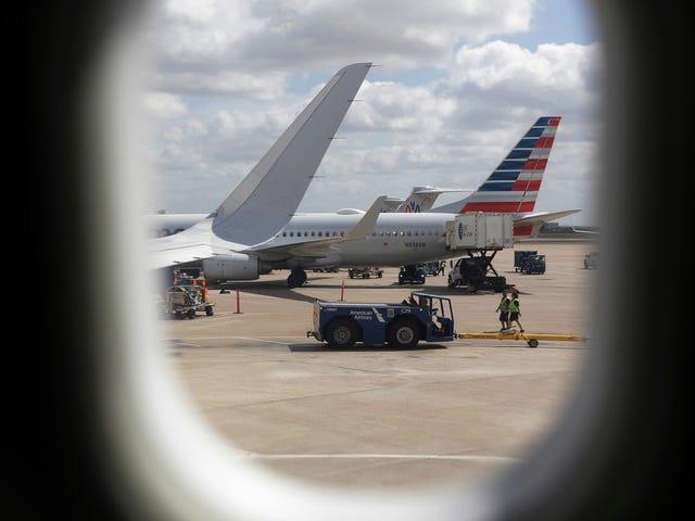 FBI Warns of 'Alarming' Increase in In-Flight Sexual Assaults